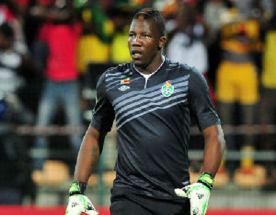 Goalkeeper George Chigova added to Warriors squad for upcoming AFCON qualifier