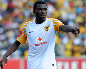 Lincoln Zvasiya of Kaizer Chiefs © Pic Sydney Mahlangu/Backpagepix