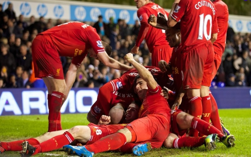 Liverpool beat Swansea in a thriller