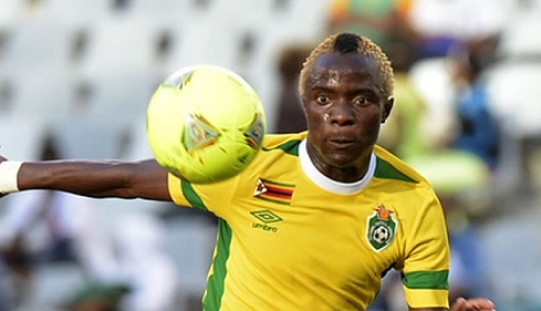 Kuda Mahachi injured set to miss Guinea clash