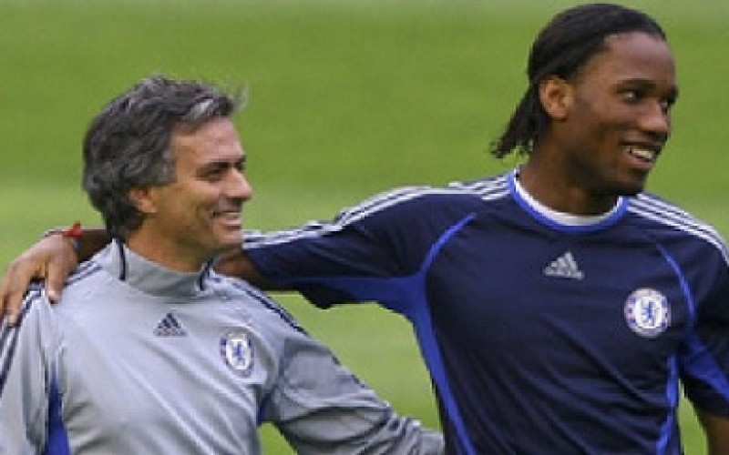 "Mourinho hoping to ""contain"" Drogba"