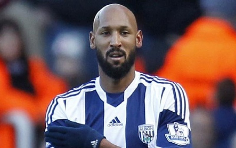 Anelka quits West Brom