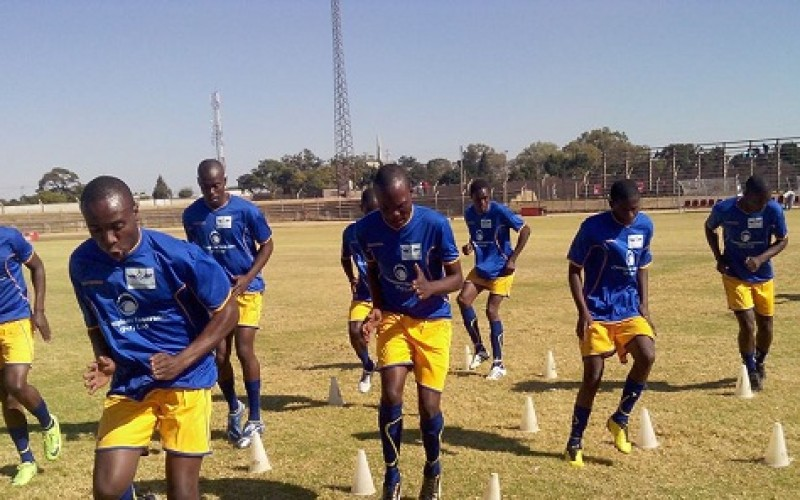 Chapungu win battle of the training ground