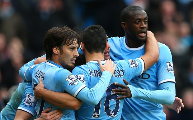 EPL: Chelsea lose as City WIN