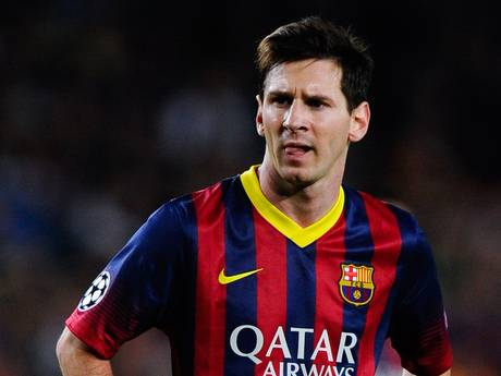 Messi wins 2015 Ballon d'Or