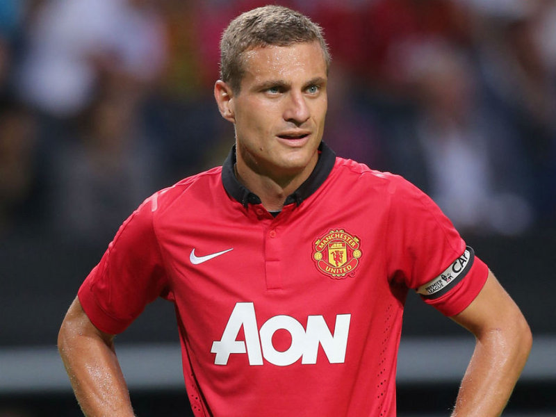 Vidic announces retirement from football