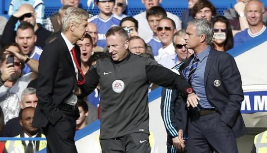 Wenger optimistic about beating Mourinho, regrets Cesc leaving