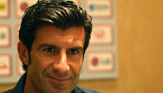 Figo pulls out of FIFA Presidential election