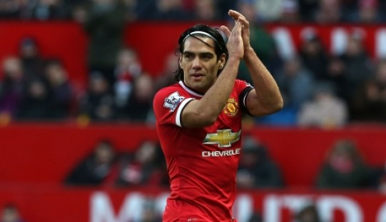 Manchester United let go of Falcao