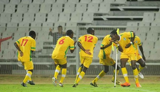 Pasuwa names Warriors Squad for CHAN