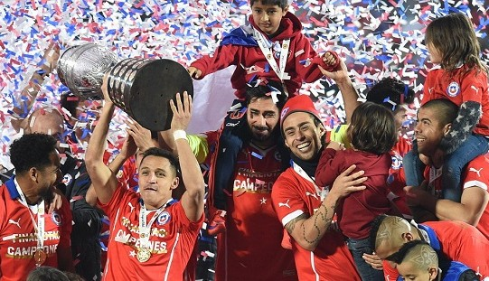 Chile beat Argentina to lift COPA America for the first time