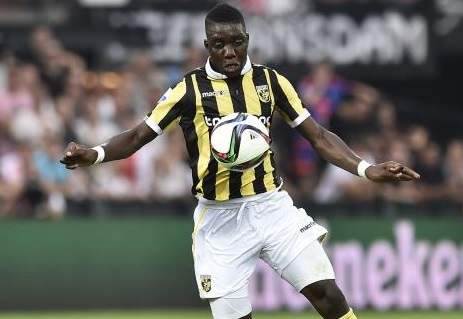 VIDEO: Marvelous Nakamba cracking goal for Vitesse