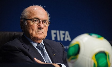 Suspended FIFA head Sepp Blatter hospitalized after stress concerns