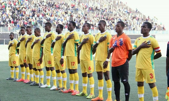 Young Warriors lose to Burkina Faso in All-Africa Games opener