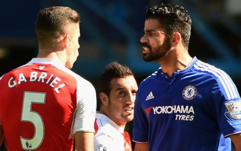 Diego Costa charged with violent conduct