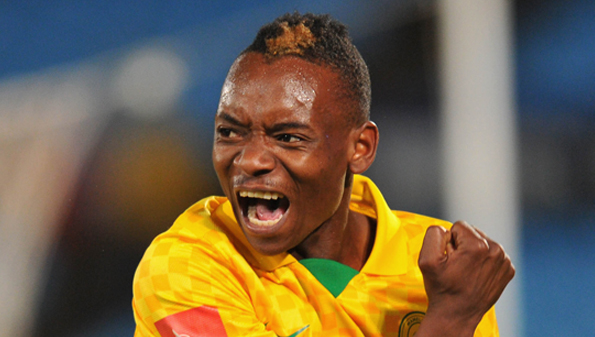 Billiat strikes brace for Sundowns