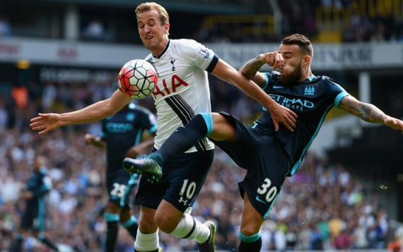 EPL: Spurs beat Man City to go Second