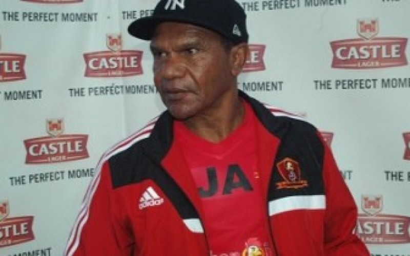 Antipas keen to stop Khama Billiat