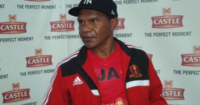 Antipas calls for calm as Chicken Inn face off with Sundowns