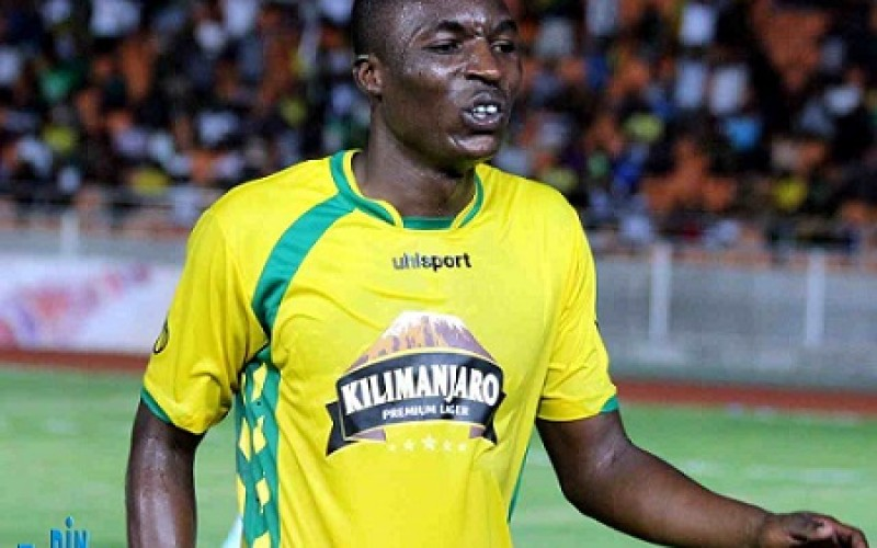 Ngoma continues with scoring form