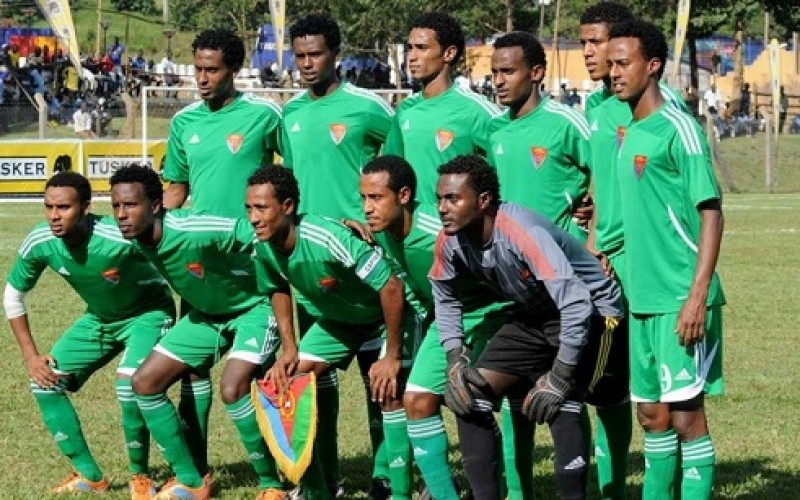 Eritrean players refuse to go back home