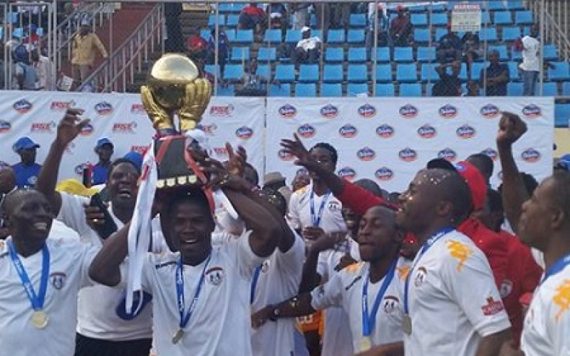Seeded teams for Chibuku Super Cup announced