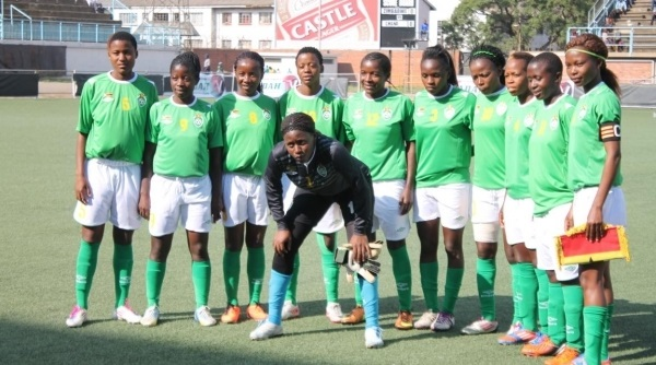 Mighty Warriors edge Zambia in AWCON qualifier