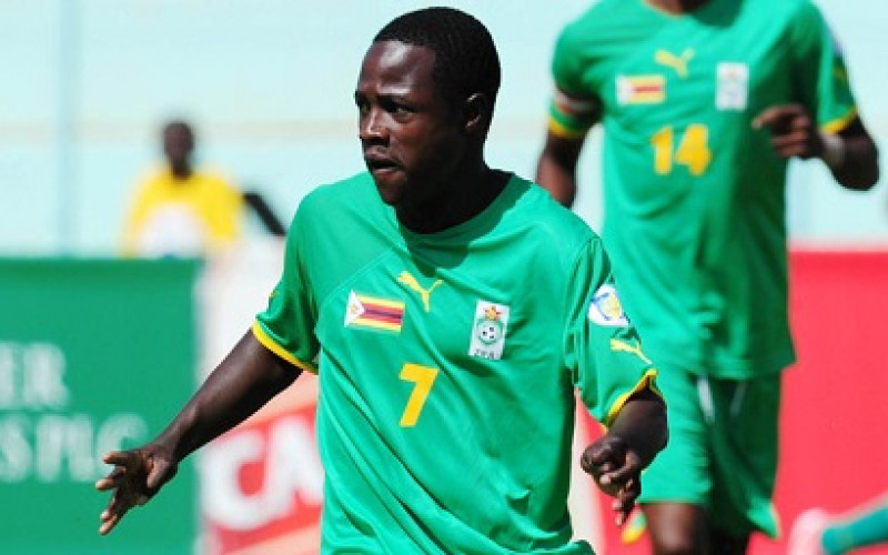 Ronald Chitiyo sorry for joining camp late