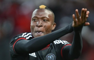 Super Ndoro scores brace as Pirates beat Kaizer Chiefs in Nedbank Cup