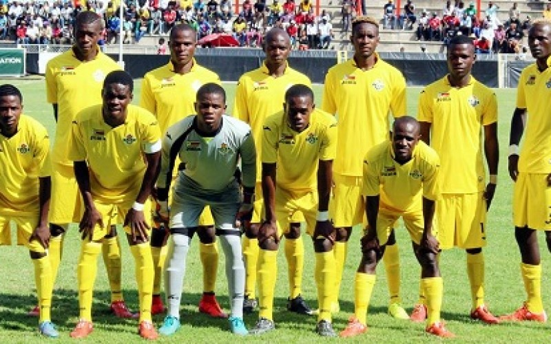 CHAN qualifer :Lesotho v Zimbabwe as it happened