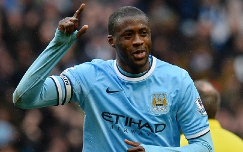 Yaya Toure has issued Man City with an ultimatum