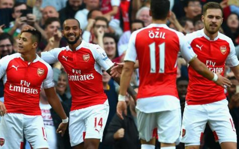 EPL: Norwich hold Arsenal