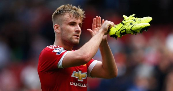 Luke Shaw denies he is one of the two gay footballers ready to come out