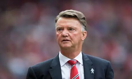 Van Gaal sees room for improvement after Manchester United's win