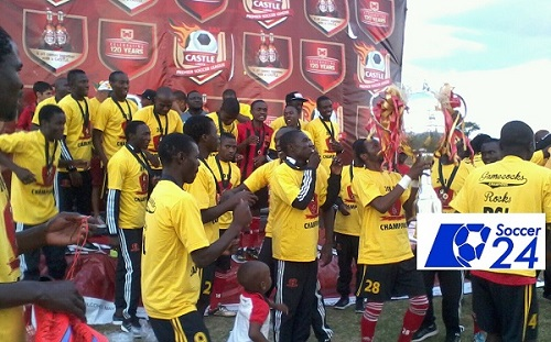 Chicken Inn name CAF Champions League squad