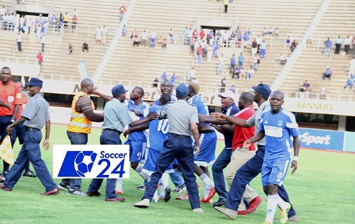 Chinyama and Mutuma set to be charged by PSL