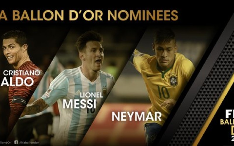 Did FIFA accidentally reveal the Ballon d'Or winner online?