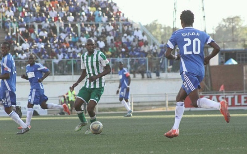 Dynamos v CAPS United in pictures
