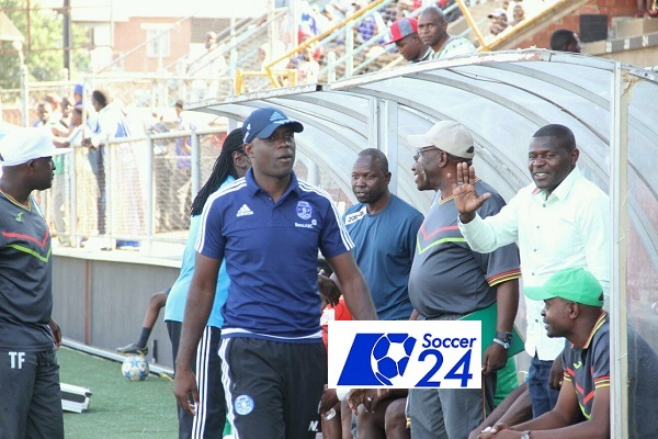 Ndiraya to look for an assistant