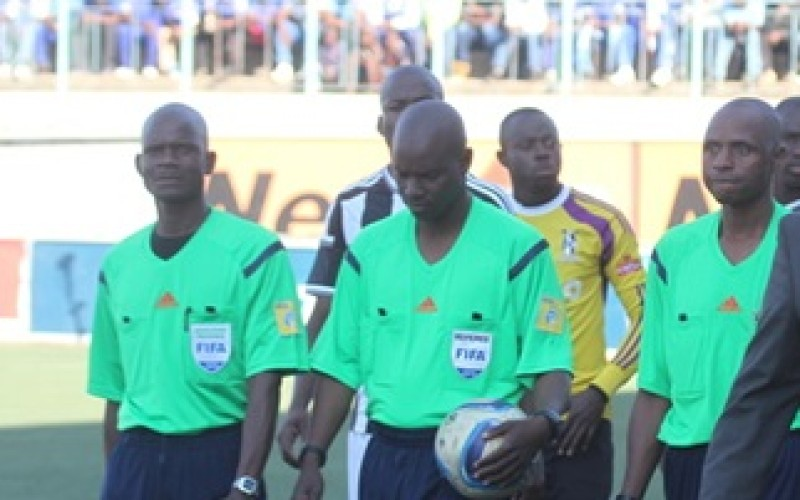Seven Zim refs appointed for CAF Champions League matches