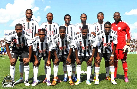 TP Mazembe knocked out of CAF Champions League