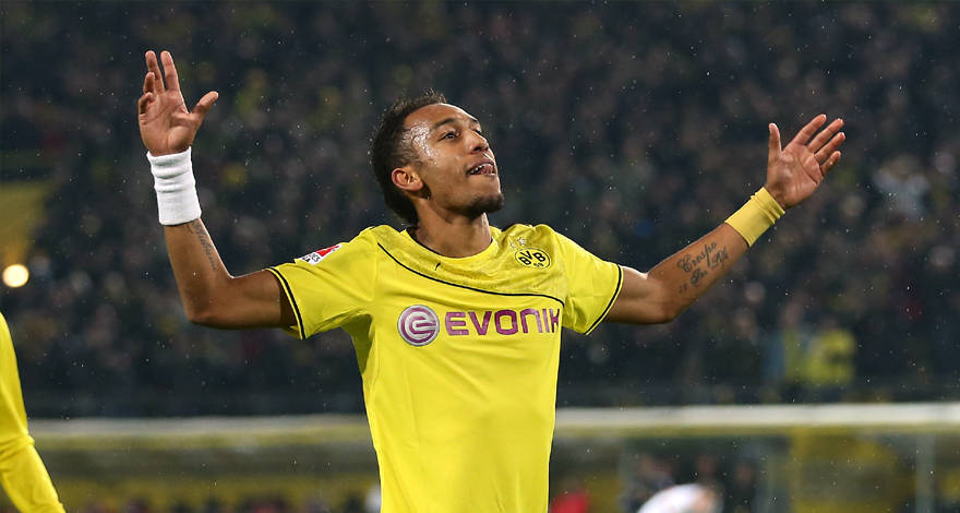 Pierre Emerick Aubameyang is crowned African Player of the Year