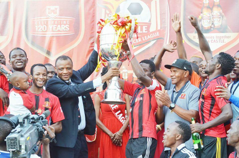 Chicken Inn make CAF Champions League U-turn