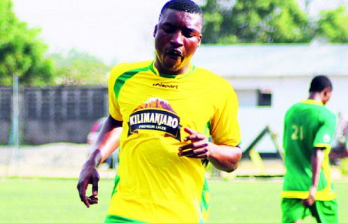Donald Ngoma goal hands Yanga CAF Champs league victory