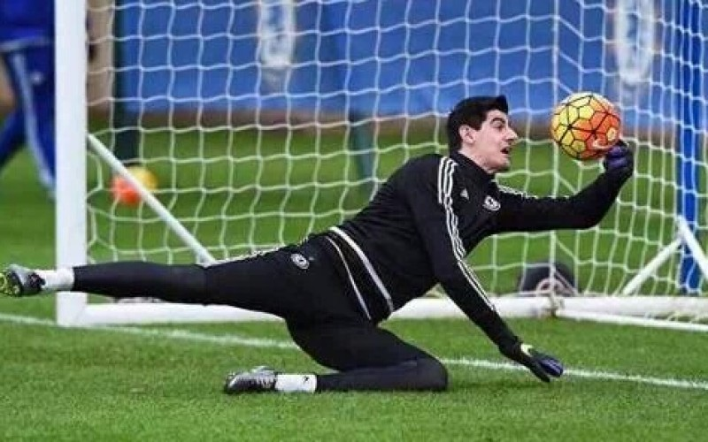 Chelsea are expected to welcome back Courtois