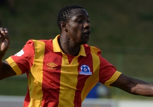 Evans Rusike targeting European move