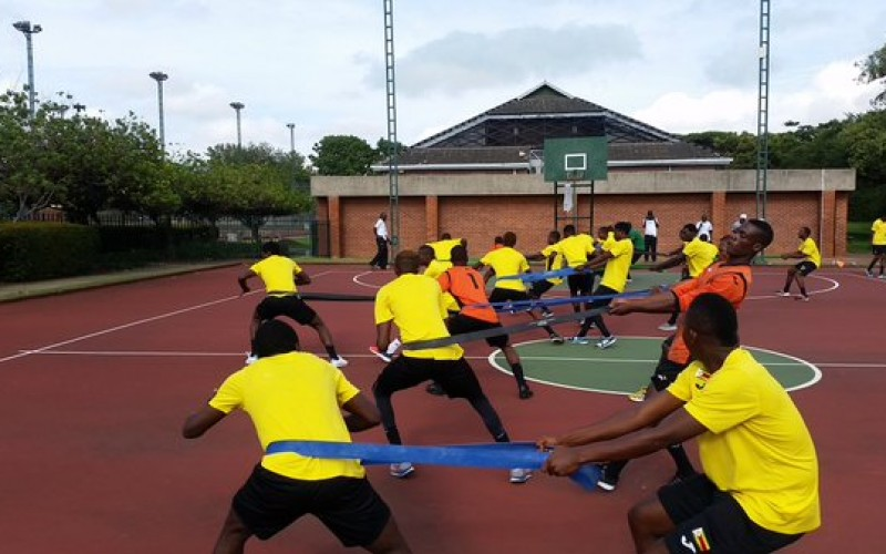 Video: Warriors training at Innovate HPC