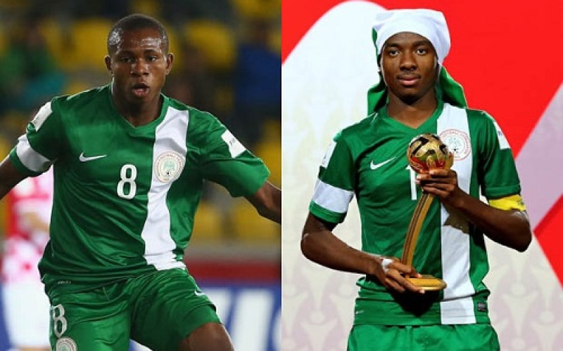 Arsenal closing in on Nigerian youngsters