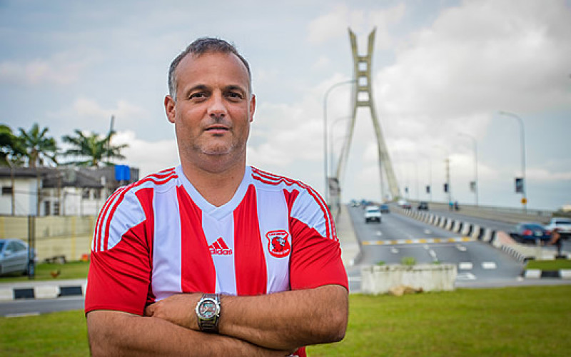 Revealed: The Portuguese who may coach Dynamos