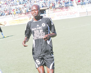 Mthulisi Maphosa demands dues from Bosso